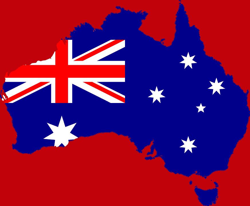 Master of Management in Australia-Map